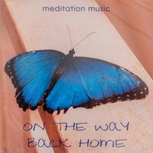 LB Verlag CD Cover Meditation on the way back home