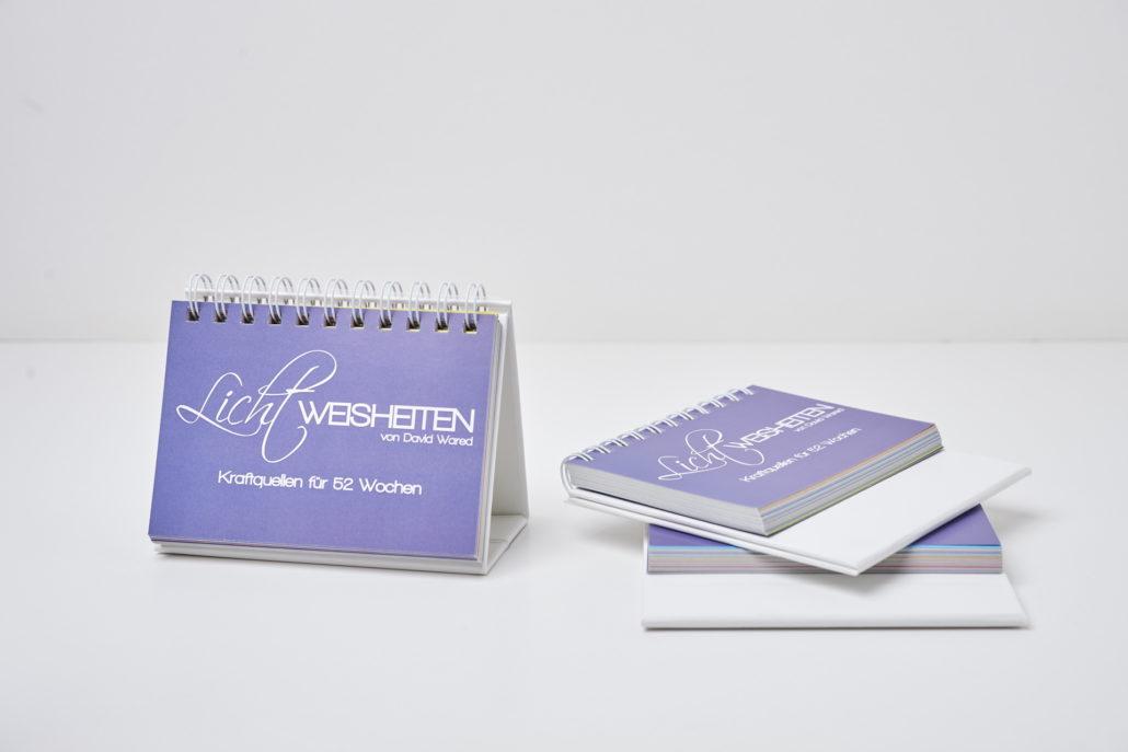 LBA_Verlag Lichtweisheiten für 52 Wochen zum Umschlagen